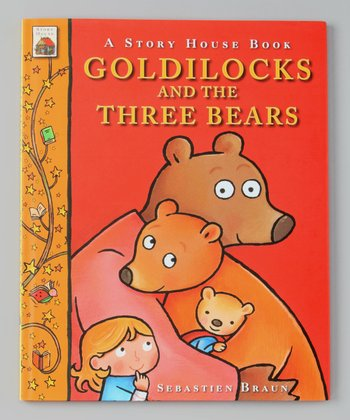 Goldilocks and the Three Bears Hardcover