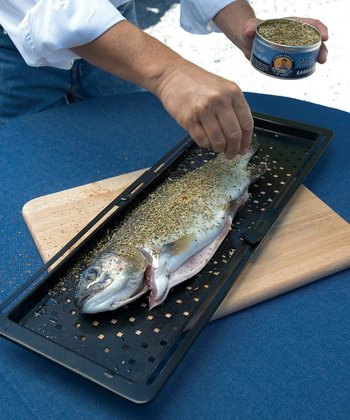 Nonstick Adjustable Grill Tray