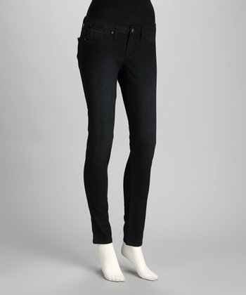 Black Fade Jeggings