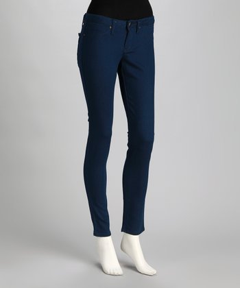Rinse Blue Lynx Jeggings