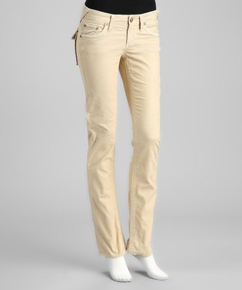 Mastic Straight-Leg Pants
