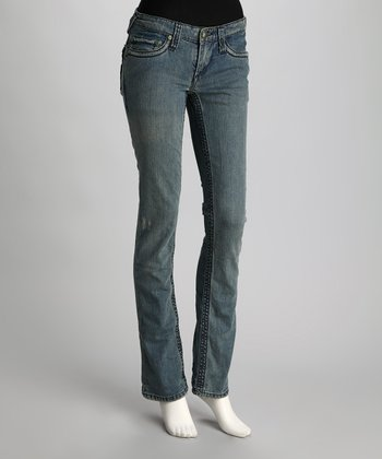 Hawk Seminole Straight-Leg Jeans - Women