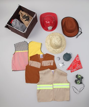 Classic Career Dress-Up Trunk