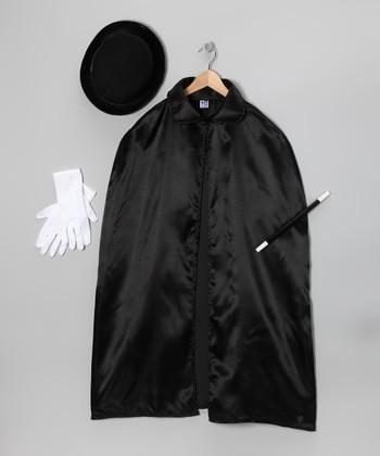 Black Magician Dress-Up Set - Boys