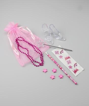 Pink Princess Party Favor Set