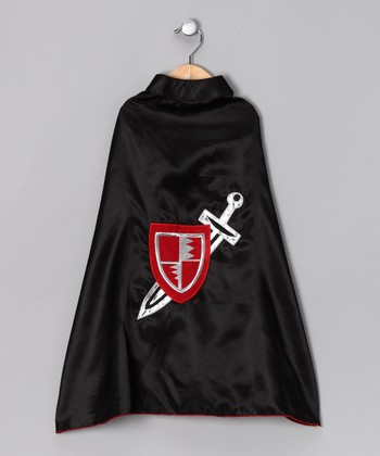 Black Knight Cape