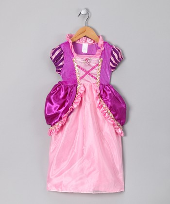 Pink Rapunzel Dress - Toddler & Girls