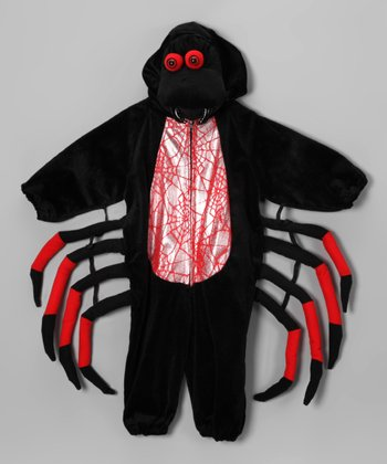 Black Spider Dress-Up Outfit - Infant & Toddler
