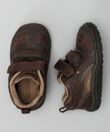 Brown SRT Landon Sneaker