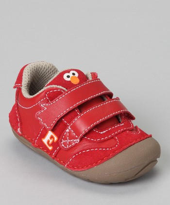 Red SRT SM Elmo Shoe