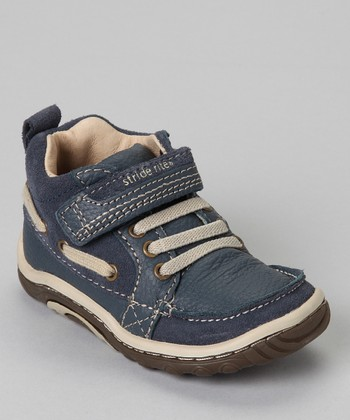 Navy SRT Toby Shoe