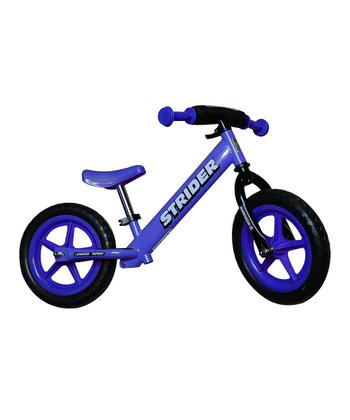 Blue Limited Edition Balance Bike