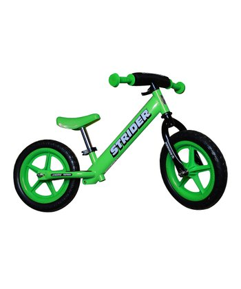 Green Limited Edition Balance Bike