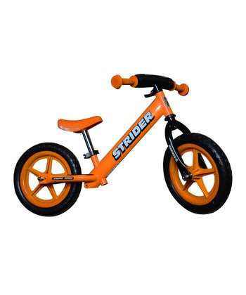 Orange Limited Edition Balance Bike