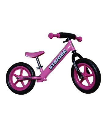 Pink Limited Edition Balance Bike