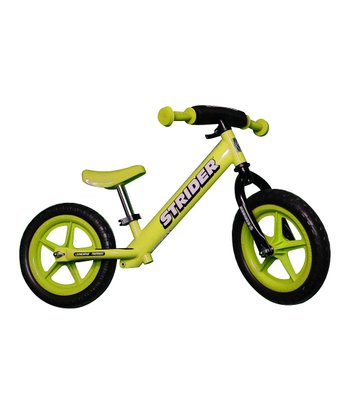 Yellow Limited Edition Balance Bike