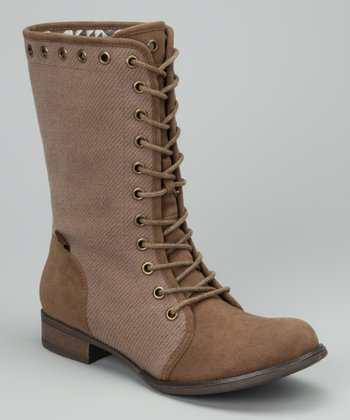Sable & Taupe Walkin Boot