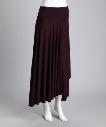 Fig Wrap Skirt