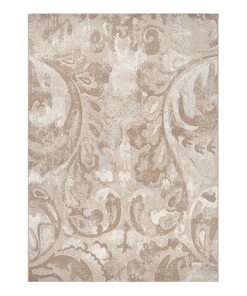 Beige & Cream Contempo Rug