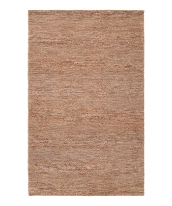 Light Gray Dominican Hemp Rug