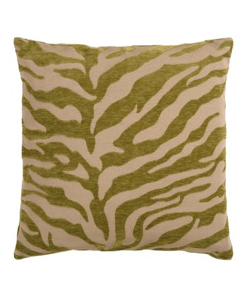 Avocado Safari Pillow