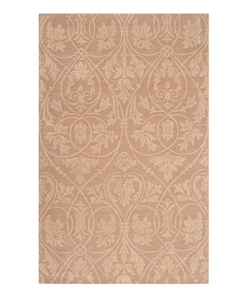 Wheat & Vanilla Morlin Rug