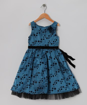 Blue Ivy Dress - Toddler & Girls