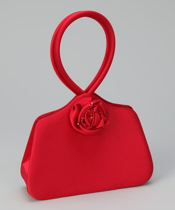 Red Rose Purse