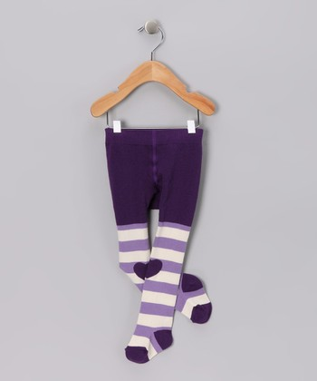 Purple Passion Tights - Infant
