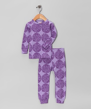Purple Haze Pajama Set - Infant