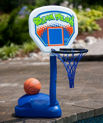 Poolside Basketball Set