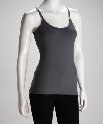Steel Heather Camisole