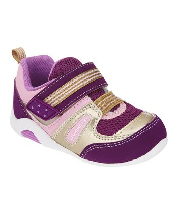 Purple & Gold Neko Sneaker