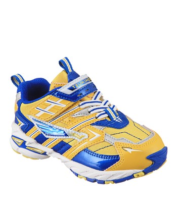 Yellow & Blue Phoenix Sneaker