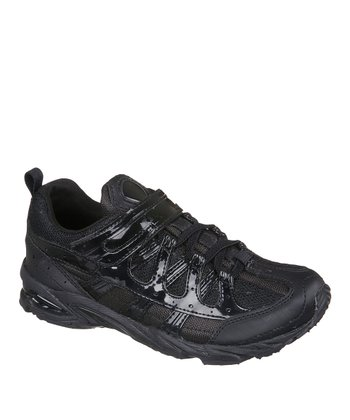 Black Youth Speed Sneaker