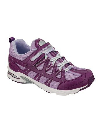 Purple Speed Sneaker