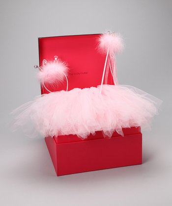 Pink Princess Crown Tutu Set - Infant & Toddler