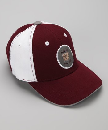 Mississippi State Bulldogs Red Baseball Cap