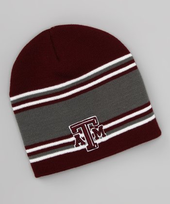 Texas A&M Aggies Stripe Beanie