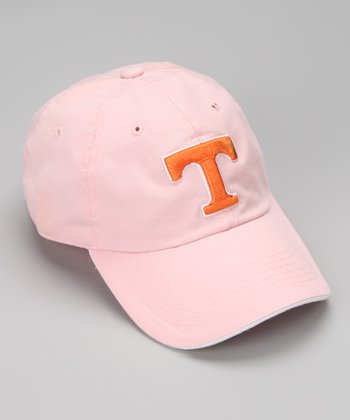 Tennessee Volunteers Pink Baseball Cap