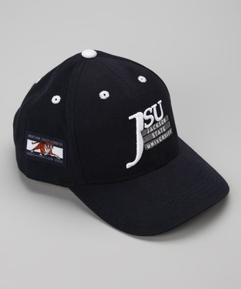 Black Jackson State Matty Baseball Cap - Boys