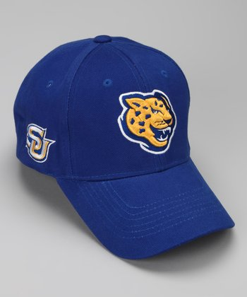 Blue Southern University Matty Baseball Cap - Boys