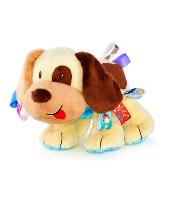 Tan Puppy Plush Toy