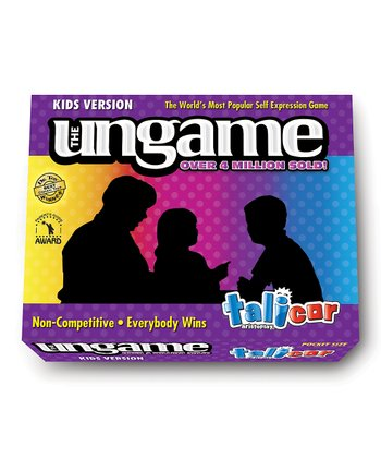 Kids' Pocket Ungame Game