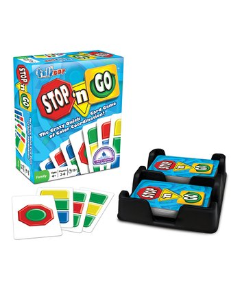 Stop 'n' Go Card Game