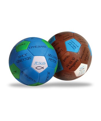 Bible & Ten Commandments/Parable Ball Set