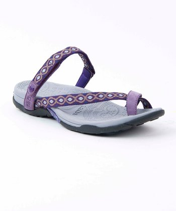 Plum Solution Sandal