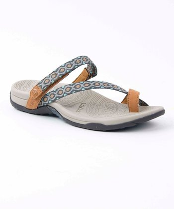 Tan Solution Sandal