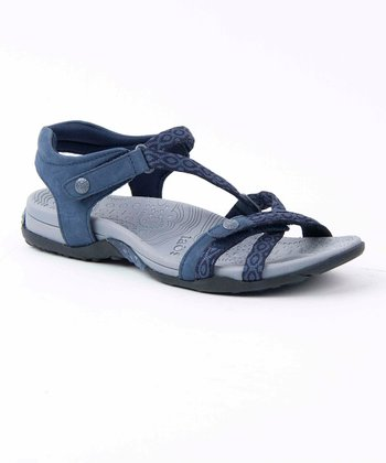 Navy Evolution Sandal