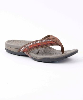Brown Revolution Flip-Flop